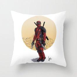 Chimichanga! Throw Pillow