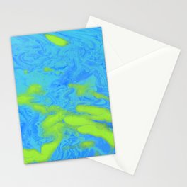 Paint Pouring 33 Stationery Cards