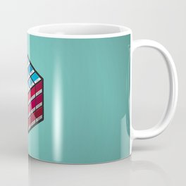 Pancube Coffee Mug