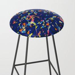 Azulejos -22 Bar Stool