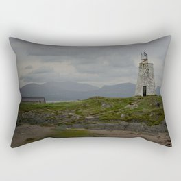 Tŵr Bach Lighthouse Rectangular Pillow