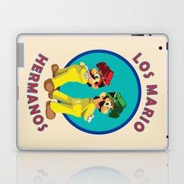 Los Mario Hermanos Laptop & iPad Skin
