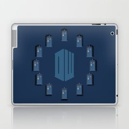 Doctor Who - Tardis Laptop & iPad Skin