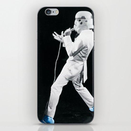 Blue Suede Trooper _ elvis and star wars iPhone & iPod Skin