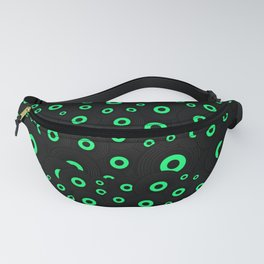 Jam To The Music Fanny Pack