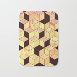 Geometrical Force #1 Bath Mat