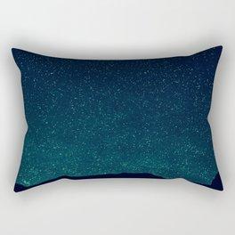 Desert Stars Rectangular Pillow