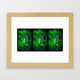 Nature Bijoux Framed Art Print