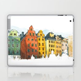 Stortoget Stockholm Laptop & iPad Skin