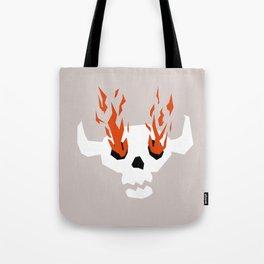 I see fire Tote Bag