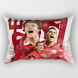 Man United Number 7 Rectangular Pillow