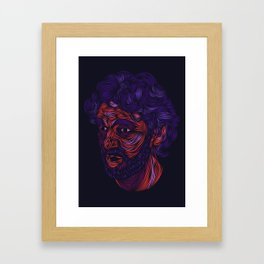 Pau! Framed Art Print