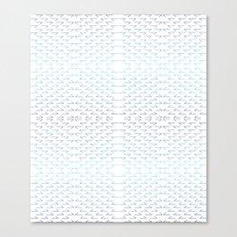 Inverted Trowel Canvas Print