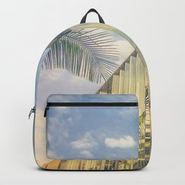 Beverly Hills - Palm Reflections Backpack