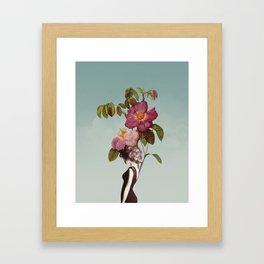 Stranger in Paradise Framed Art Print