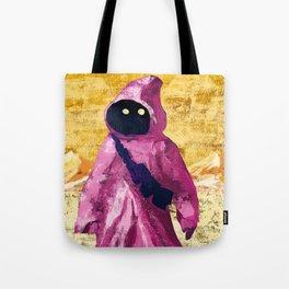 Pink Jawa Tote Bag