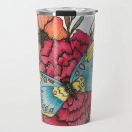 Color Flutter Travel Mug