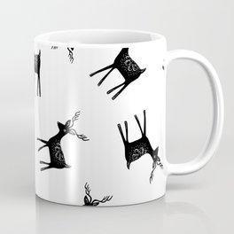 Scandi deer Coffee Mug