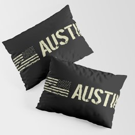 Black Flag: Austin Pillow Sham