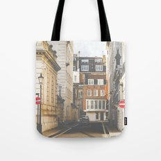 Vintage London Tote Bag