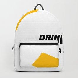 Georgia Drinking Team Beer Lovers Drink Local Backpack