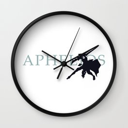 Aphelios Wall Clock