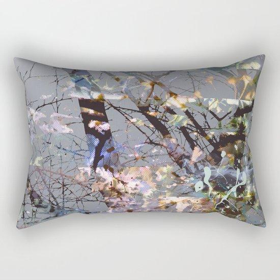 Winter Melody Rectangular Pillow