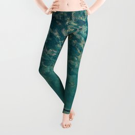 Classical Masterpiece 'Isle of Shoals' Rhode Island by Frederick Childe Hassam Leggings