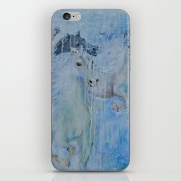 Spirit Horses iPhone Skin