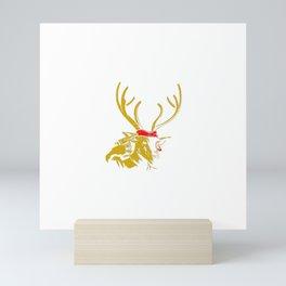 Kill Deer Mini Art Print