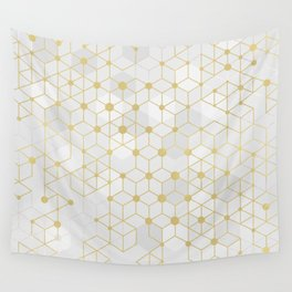 Deluxe Geometric Wall Tapestry
