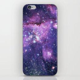 Small Magellanic Cloud iPhone Skin