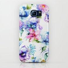 Summer Garden Slim Case Galaxy S7