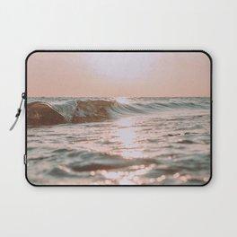 pink skies Laptop Sleeve