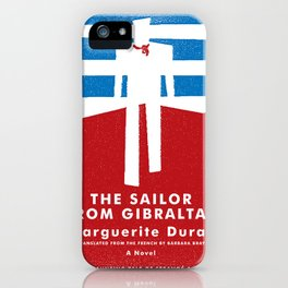 The Sailor from Gibraltar iPhone Case