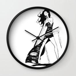 Victoria Beckham Wall Clock