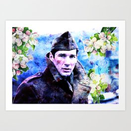 Richard OG Art Print