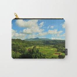 Hanalei Taro Farm Carry-All Pouch