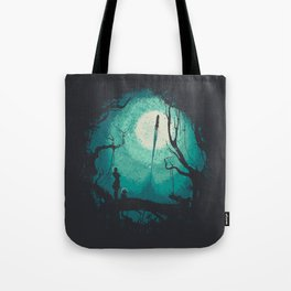 After Cosmic War Tote Bag