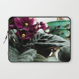 To Be Warm In Winter Laptop Sleeve