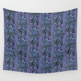 Caryatids Wall Tapestry