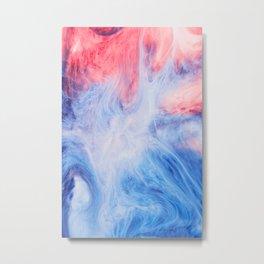 Stream of Consciousness Metal Print
