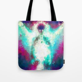 Cleanser of Worlds Tote Bag