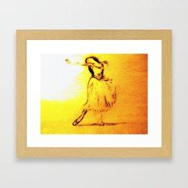 F a d e    A w a y Framed Art Print