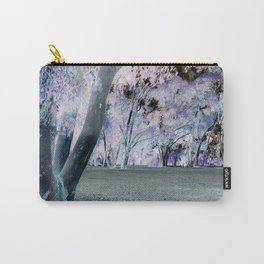 Night Forrest Carry-All Pouch
