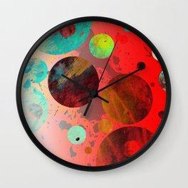 Worlds Wall Clock