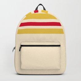 Classic Retro Stripes Amamehagi Backpack