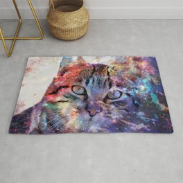 SpaceCat Rug
