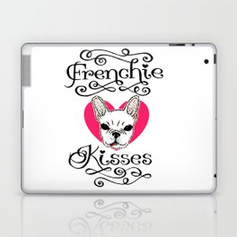 Frenchie Kisses Laptop & iPad Skin