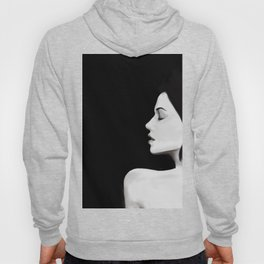 Black & white Hoody